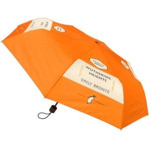 Paraplu met tekst Wuthering Heights