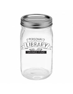Book Jar Personal Library Fund