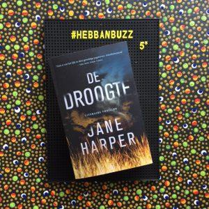 De droogte van Jane Harper