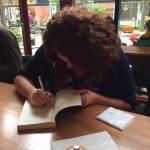 Jane Harper signeert