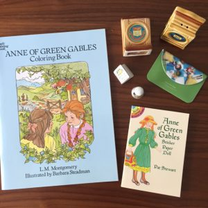 Anne of Green Gables accessories