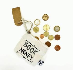 Blossom Books etui 'Book money'
