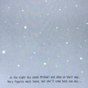 Mary Poppins laatste pagina