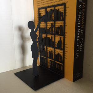 Balvi bookend The Library