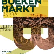 Affiche Deventer Boekenmarkt 2017