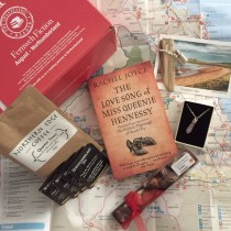 The Travelling Reader unboxing 2