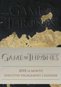 Game of Thrones agenda 2018