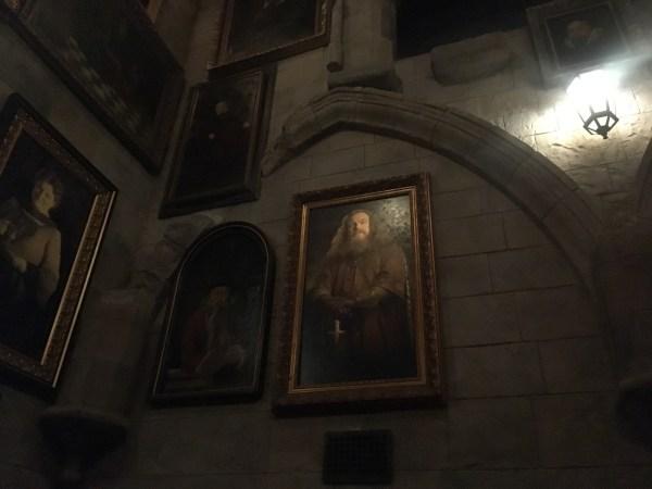 Hogwarts Castle interior (Orlando)