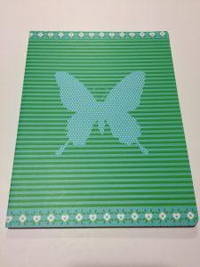 Schrift Vlinder