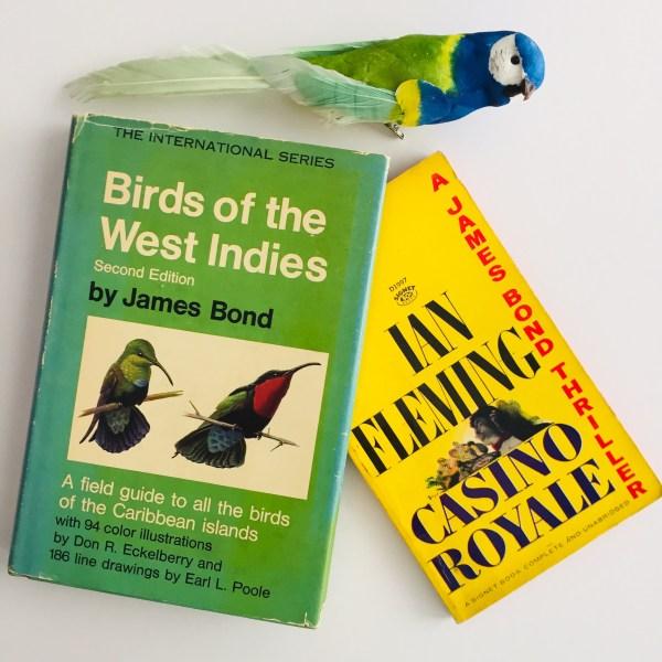 Birds of the West Indies van James Bond