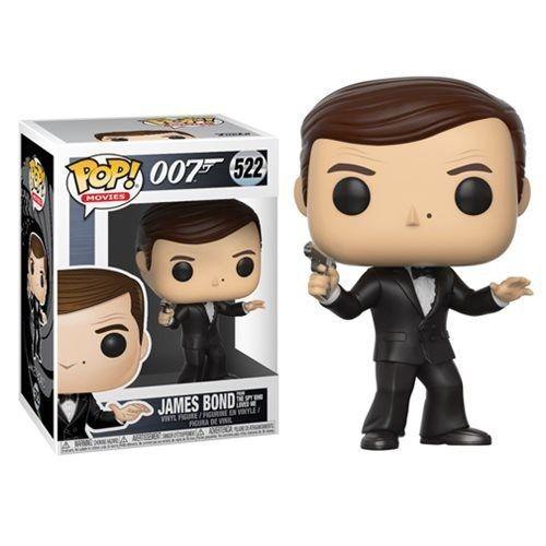 James Bond Funko pop