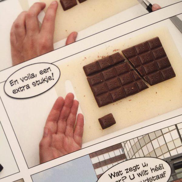 Ype & Ionica De charmante chocolade