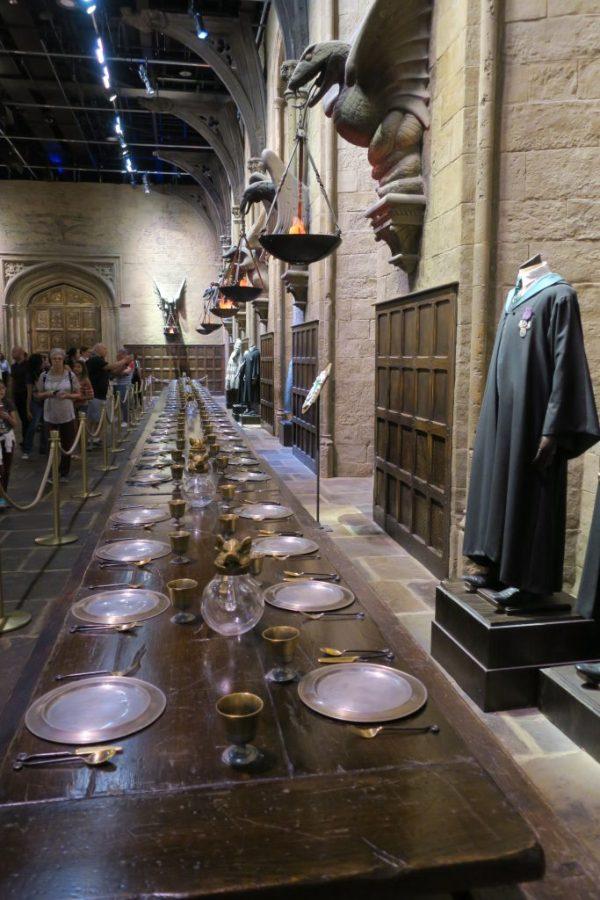 Harry Potter Studios Grote Hal