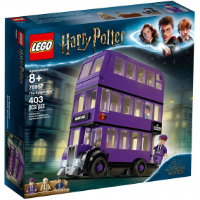 Harry Potter Lego De Collectebus