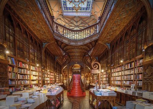 Puzzel The Bookshop