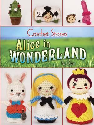 Crochet Alice in Wonderland
