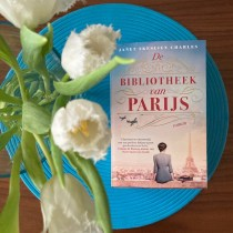 Boek De bibliotheek van Parijs