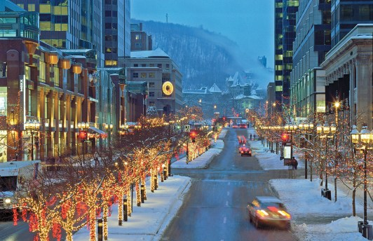 McGill-College-Avenue-and-Mount-Royal