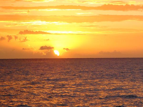 Negril Beach, Rick's Cafe & Sunset