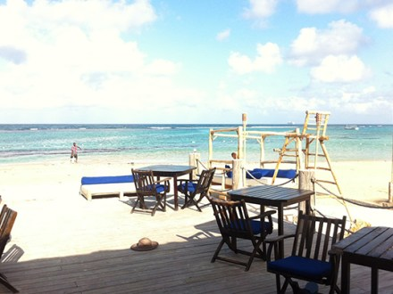 Dunn's River Falls & Bamboo Blu Beach Montego Bay | Book Jamaica Excursions | bookjamaicaexcursions.com | Karandas Tours