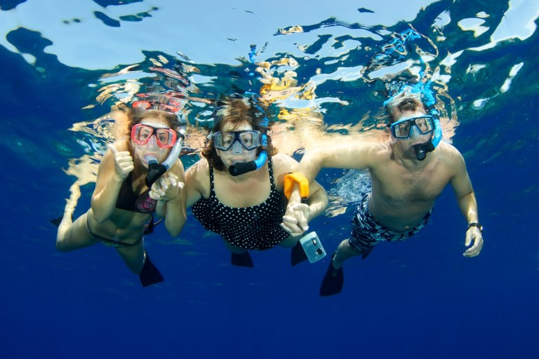 Snorkeling Adventure | Book Jamaica Excursions | bookjamaicaexcursions.com | Karandas Tours