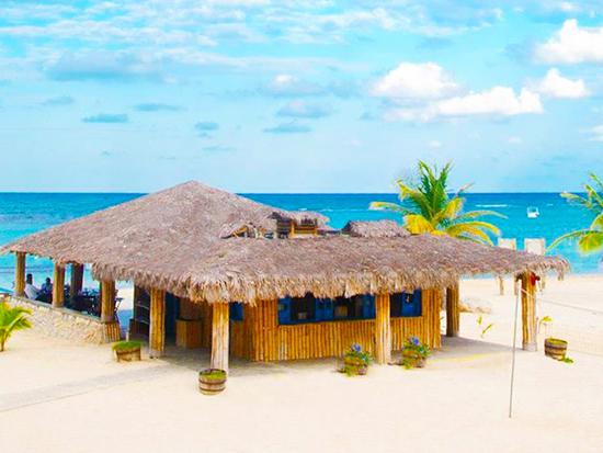Bamboo Blue Beach   Book Jamaica Excursions   bookjamaicaexcursions.com   Karandas Tours