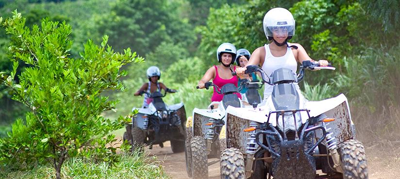 ATV Adventure | Book Jamaica Excursions | bookjamaicaexcursions.com | Karandas Tours