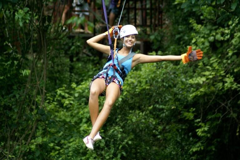 Hilltop Zipline Adventure