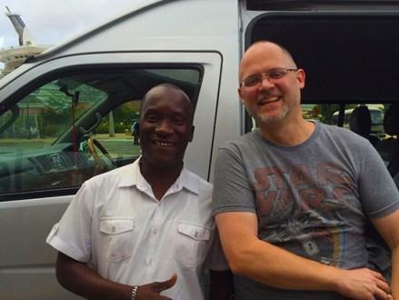 Karandas Tours Driver | Book Jamaica Excursions | bookjamaicaexcursions.com | Karandas Tours