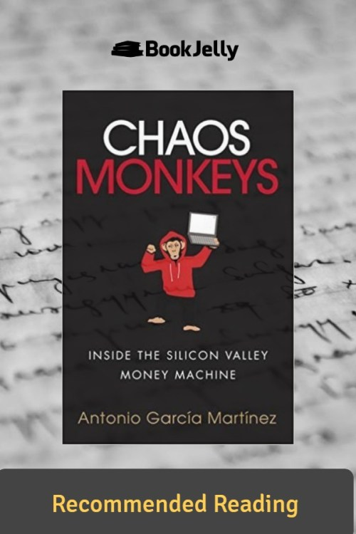 Chaos Monkeys book review