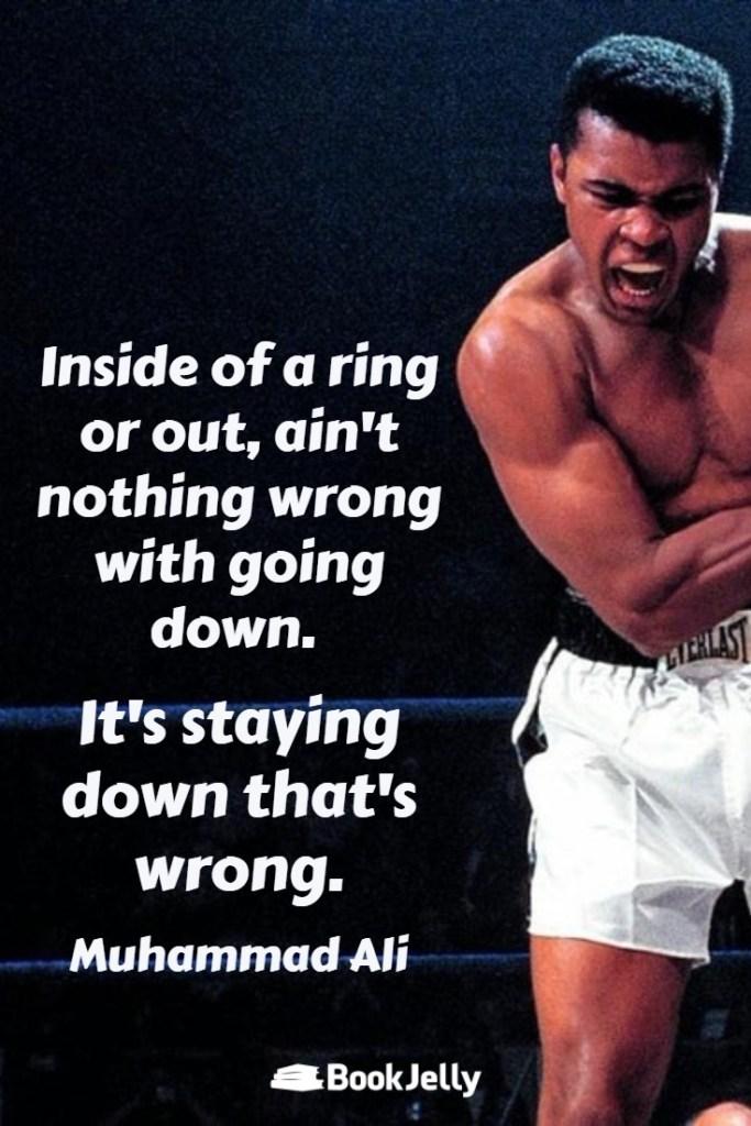 Muhammad Ali Monday Motivation Quotes