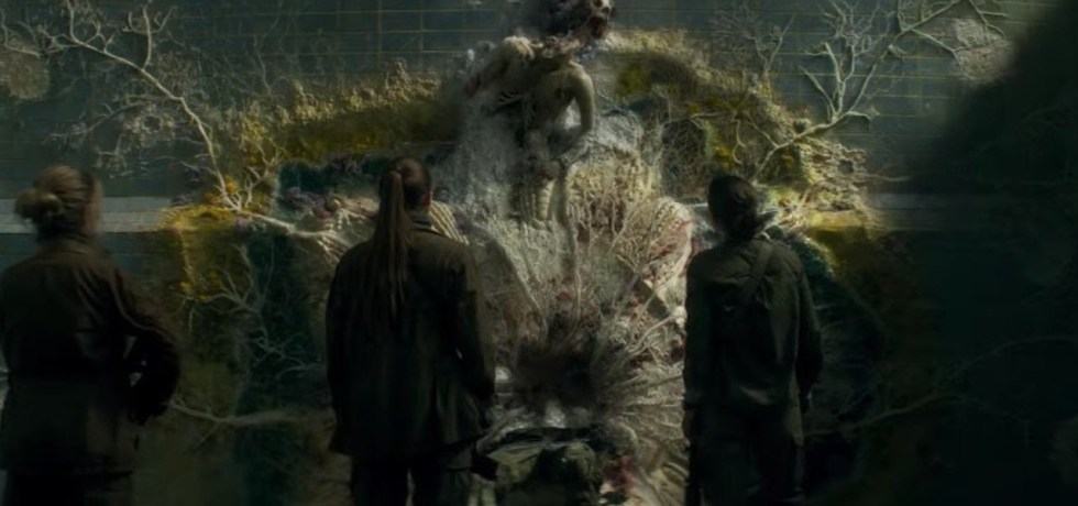 Annihilation - a genre-bending horror movie