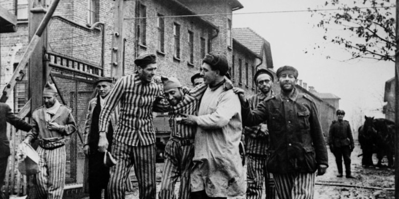 Man's search for Meaning book review - Survivors of the Auschwitz concentration camp are helped by Russian medic