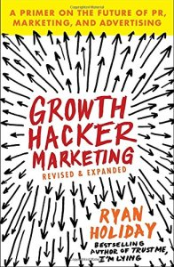 Growth Hacker Marketing in 7 Marketing books to read this summer