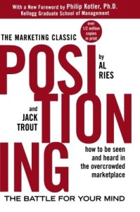 Positioning in 7 Marketing Books to read this summer - 2018
