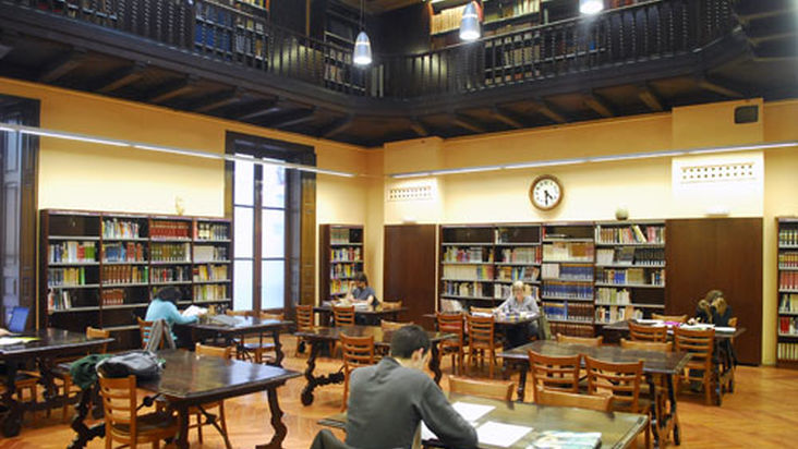 Francesca Bonnemaison Library, Barcelona