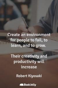 Robert Kiyosaki quotes on Entrepreneurship