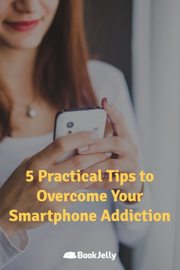 Take these 5 actions to conquer Smartphone addiction