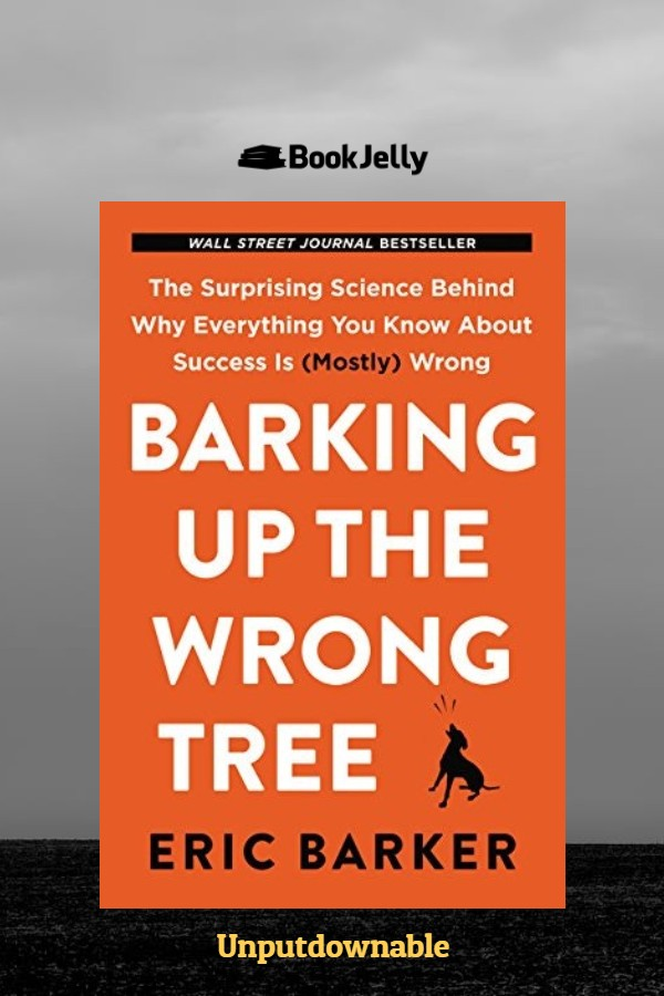 Book review Barking up the wrong tree