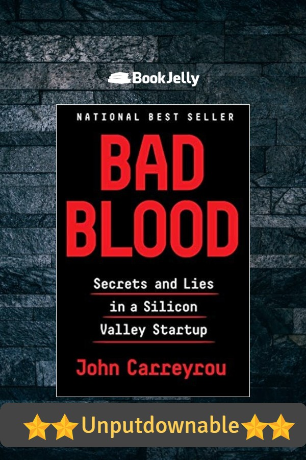 Bad Blood Book review