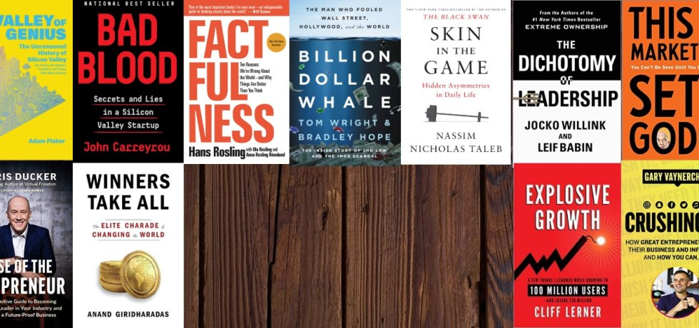 Best Business Books 2018