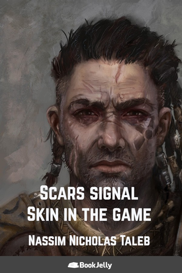 Skin in the game quotes