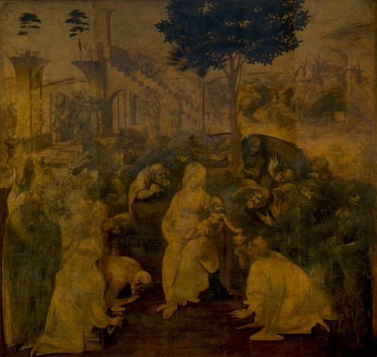 The Adoration of the Magi, Speed vs Perfection