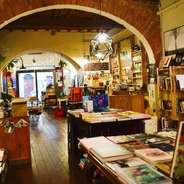 Literary destinations in Florence