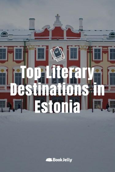 Literary Destinations in Estonia