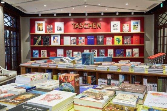 Taschen - bookstores in Germany