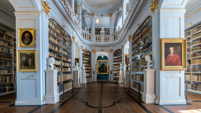 Top libraries in Germany