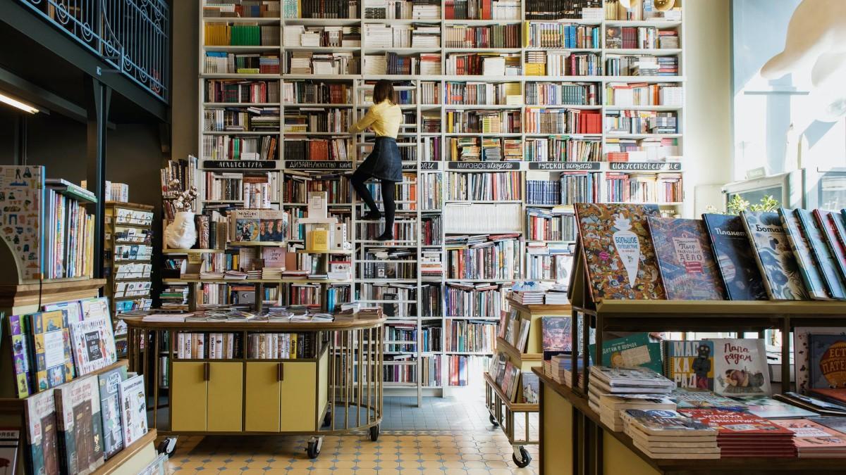 Independent bookshops against Amazon