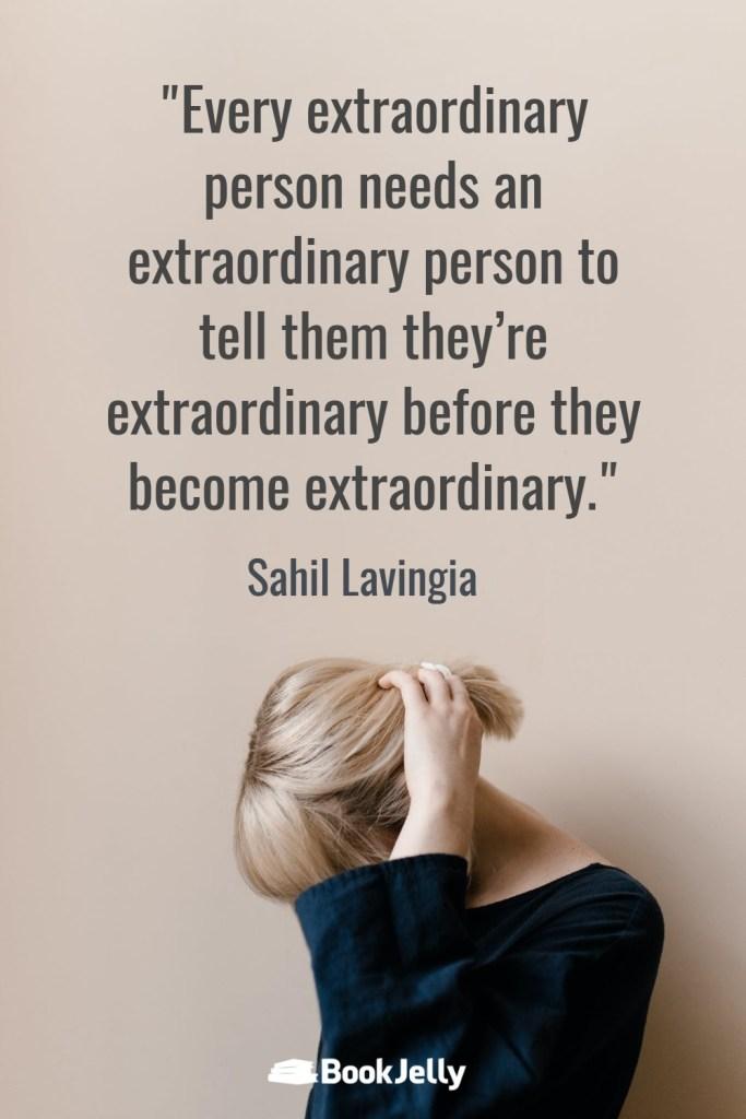 Sahil Lavingia Quotes