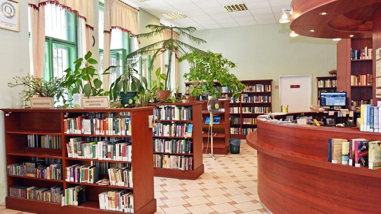 Ervin Szabo - libraries and bookstores in Budapest
